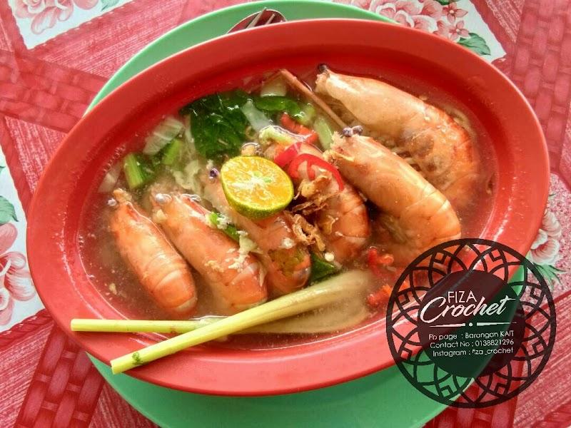 Review : Mee Udang Simpang 4 Nyabor
