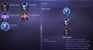 awe mask mobile legends