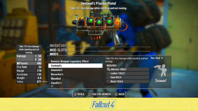 Here's Some Example of Fallout 4 Mods that will Work in PS4