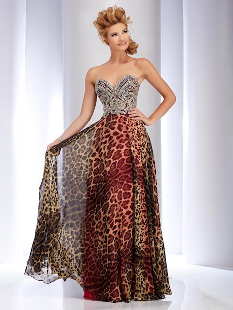 Vestidos largos de fiesta elegantes