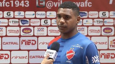 Atacante Marcos Paulo deixa Aparecidense e está voltando ao Vila Nova