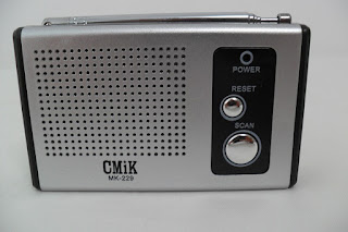 mini radio mk-229 fm on tenck