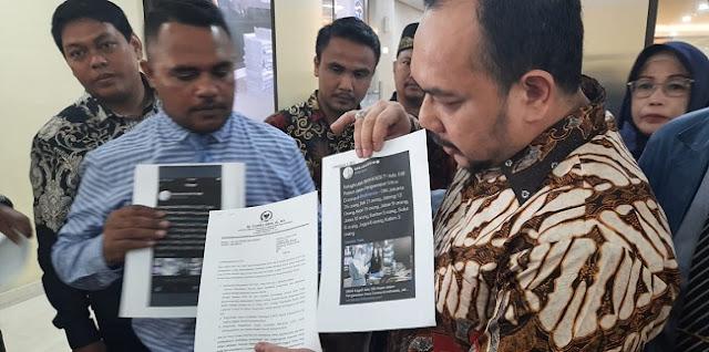 Dianggap Melintir, Muannas Alaidid Bakal Balik Dilaporkan Fahira Idris
