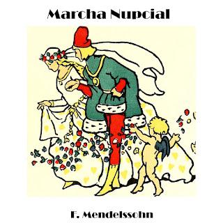 Imagen: Marcha Nupcial de Félix Mendelssohn
