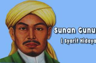 Biografi Sunan Gunung Jati (Syarif Hidayatullah)