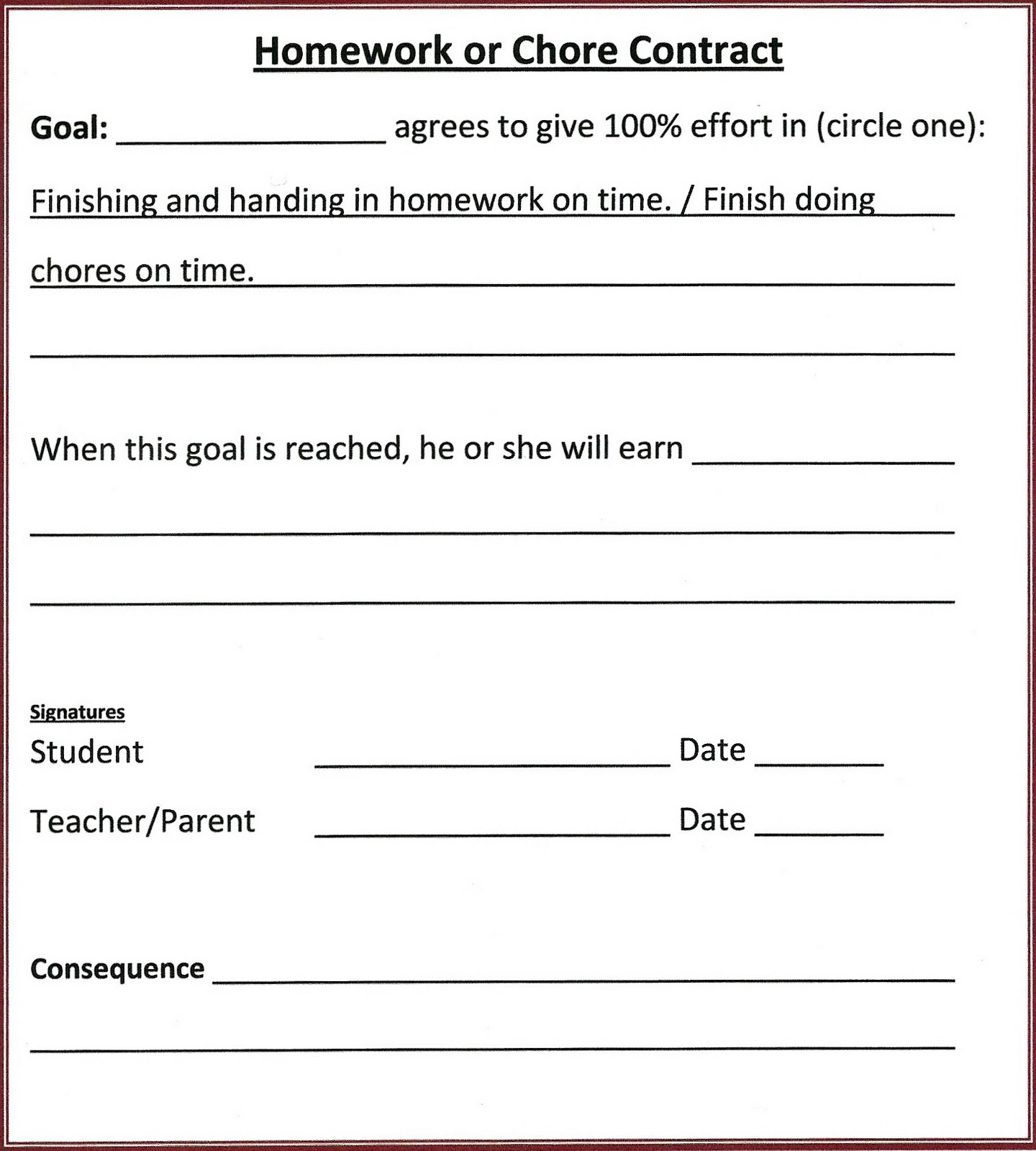 Lfs Singapore Student Contract For Homework Essay For You