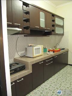 Kitchen Set Finishing TDS / Technical Decorative Sheet (kitchen Set Semarang)