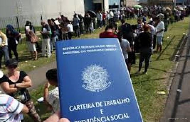 Brasil - Às vésperas da explosão do desemprego e da pobreza