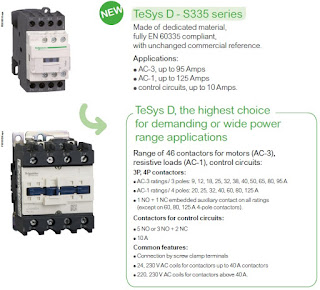 TeSys D - S335 series