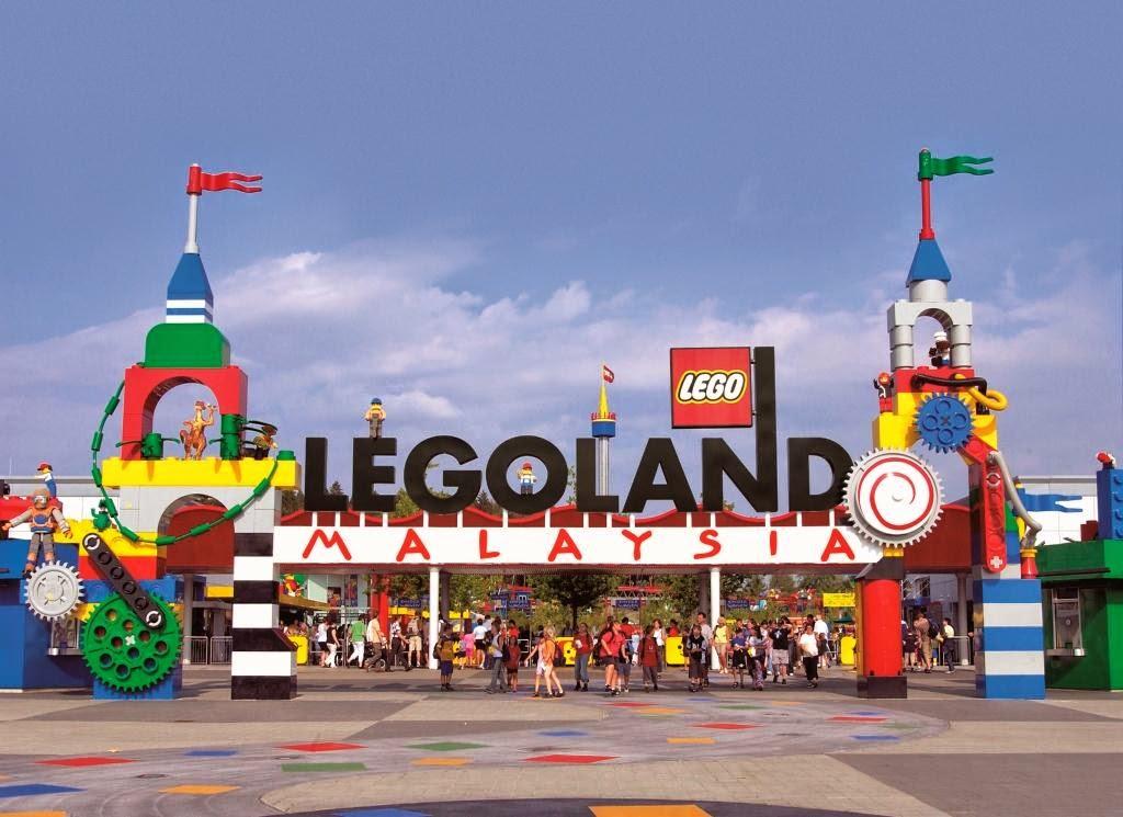 Wisata menarik di Legoland Malaysia - Wisata Indah