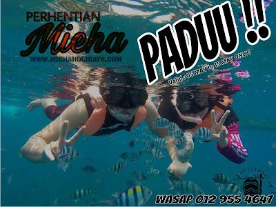 Pakej Pulau Perhentian 2018 / 2019