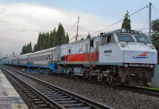 Tiket Kereta Api Surabaya Yogyakarta H-7 dan H-6 Lebaran 2016