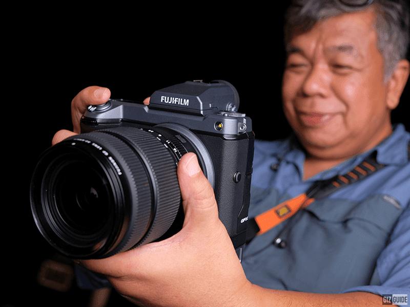 Fujifilm GFX100 First Impressions