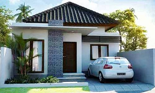 Rumah Minimalis Type 54