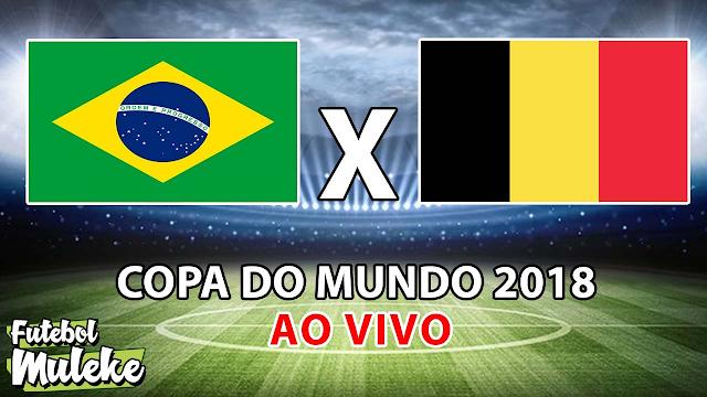 Brasil x Belgica ao vivo