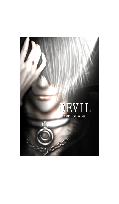 DEVIL ver.black and white