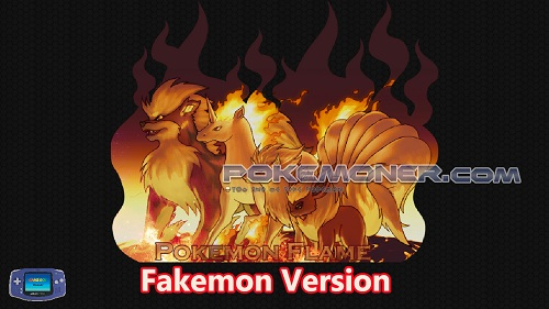 Pokemon Flame - Fakemon