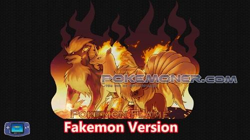 Pokemon Flame - Fakemon