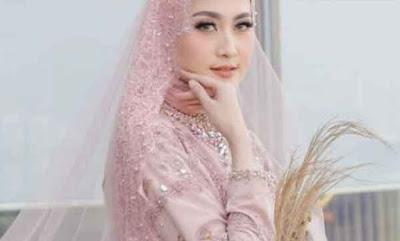 model kerudung pengantin 5