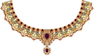 Jwellery-neck-design-textile