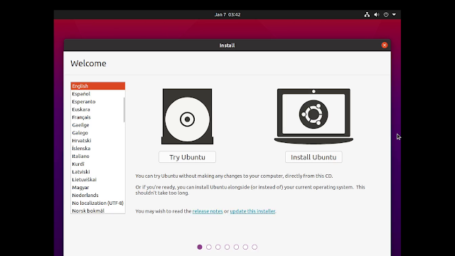 Apakah Install Linux Harus Connect Internet?
