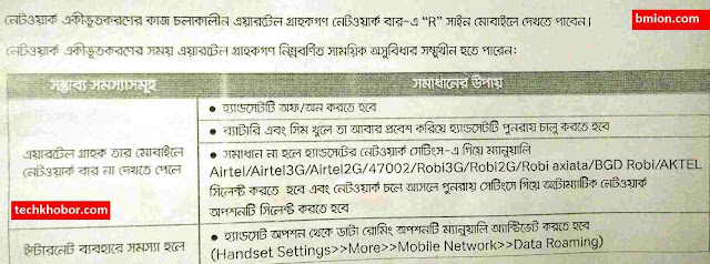 "Robi-""Airtel""-Important-Notice-About-Network-Upgradation-Merging"