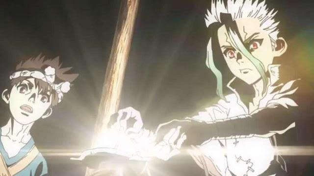 Anime Dr. Stone Merilis PV untuk Arc Terbarunya