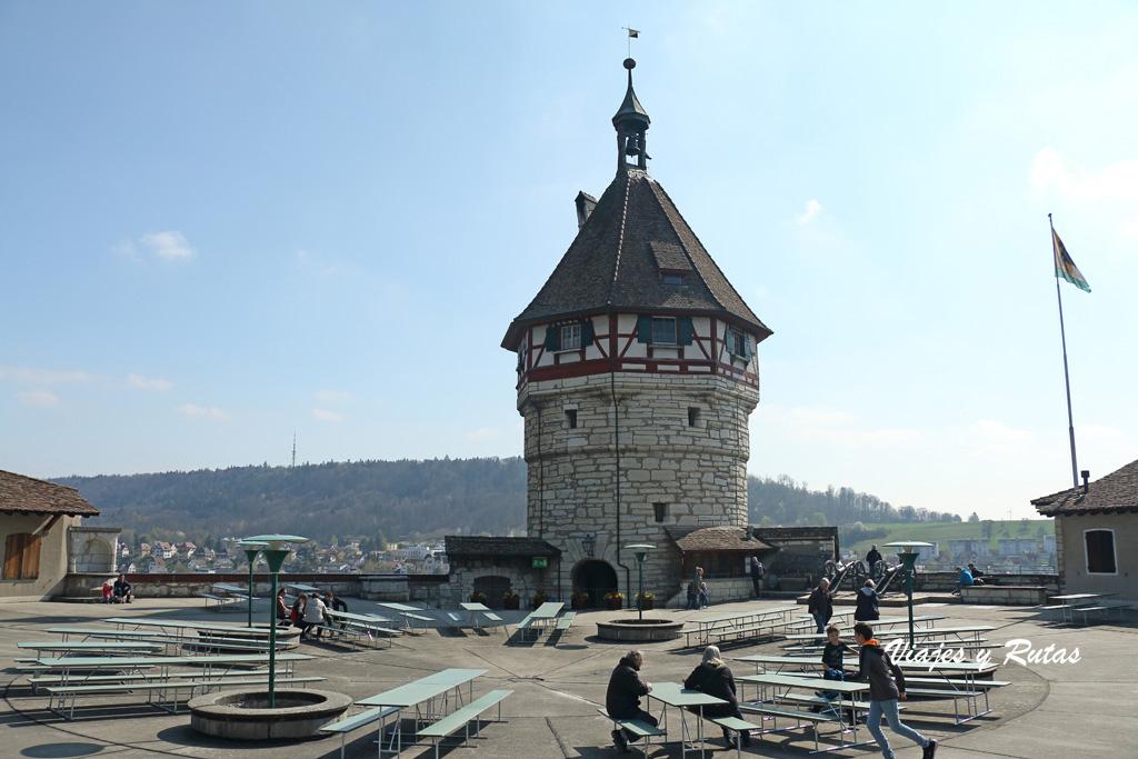 Fortaleza Munot: Que ver en Schaffhausen