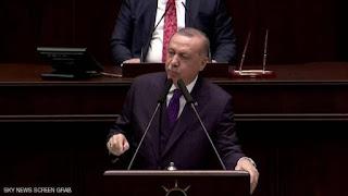 Erdogan Ancam Militer Suriah