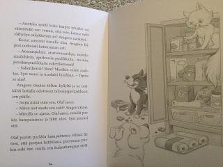 Olafin pentupäiväkirjat