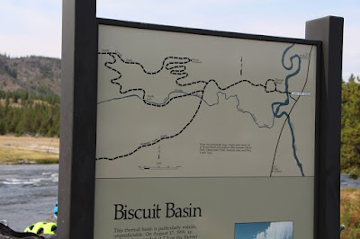 Biscuit basin