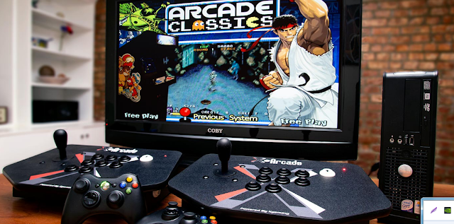 Arcade-Games-On-Home-Console-Systems