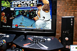 Arcade Games On Home Console Systems