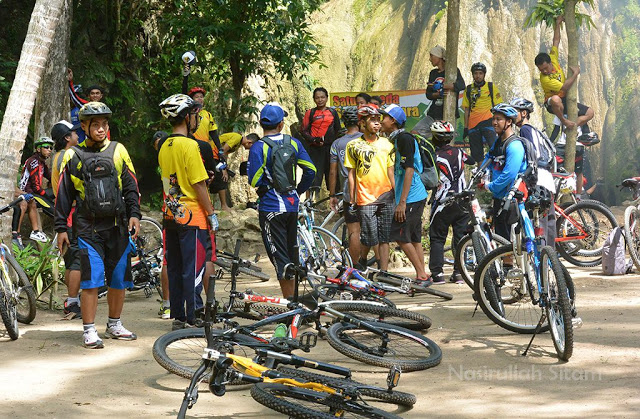Komunitas Sepeda ENTE Jogja