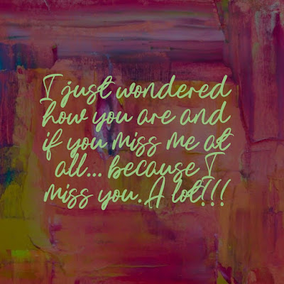 Cute I Miss You Quotes