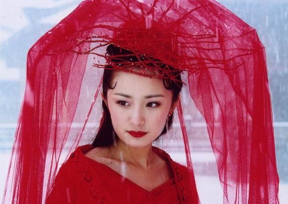 Chinese Ghost Story Nie Xiaoqian Yang Mi