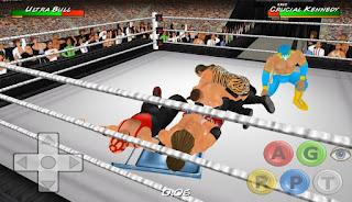 Wrestling Revolution 3D Mod Apk v1.600 Terbaru