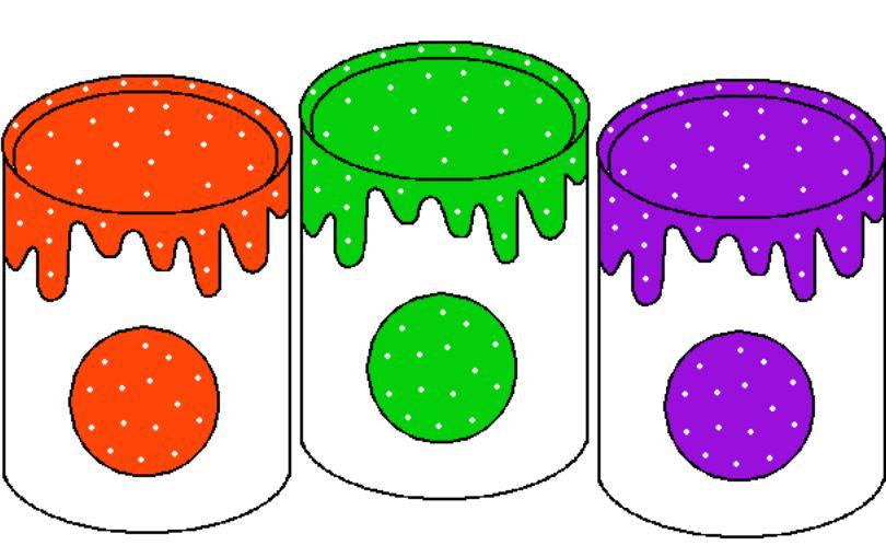 Creciendo con libros y juegos juegos para aprender y for Los colores de pintura