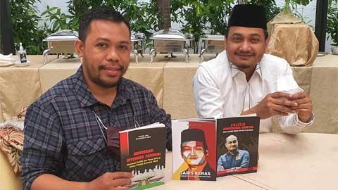 Senator Fachrul Razi Sukses Lahirkan 3 Buku
