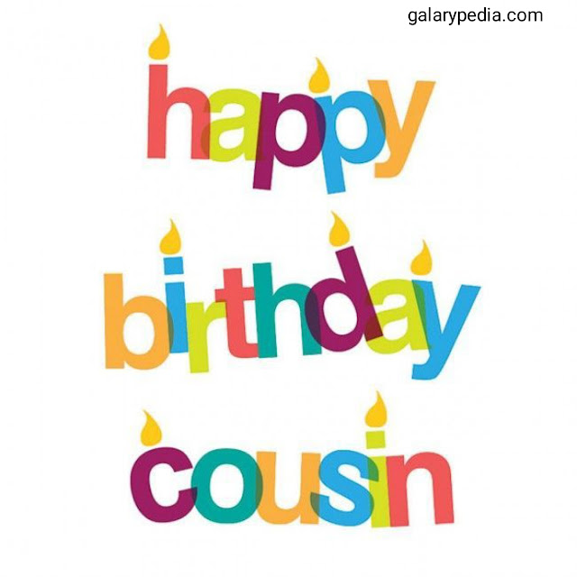 Happy birthday cousin brother images