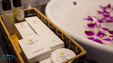 Bao bì amenities - Hộp giấy in offset