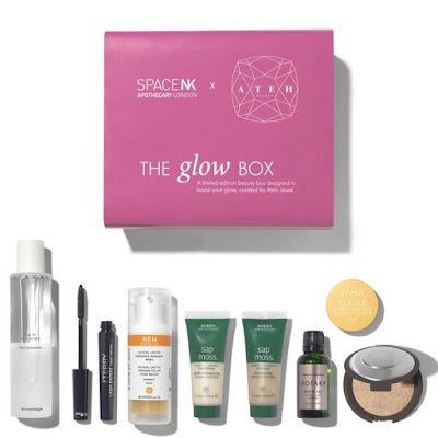 SPACE NK X ATEH JEWEL - THE GLOW BOX BY SPACE NK