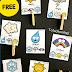 Weather Emotions Clip Cards