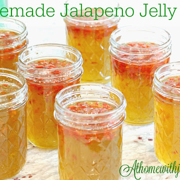 Homemade Jalapeno Jelly