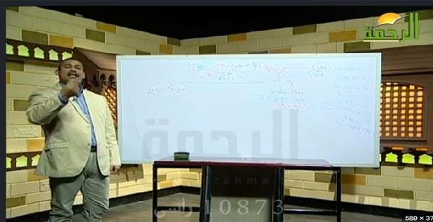 شرح التنسيق الهرمونى احياء 3 ثانوى 2019 د. محمد فرج الحلقة الاولى قناة الرحمة