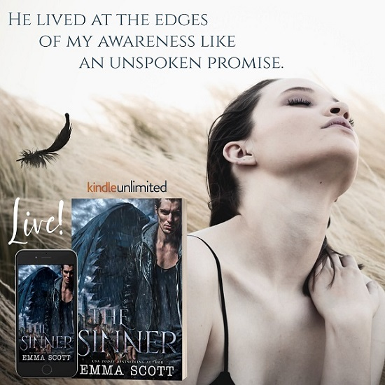 He lived at the edges of my awareness like an unspoken promise.