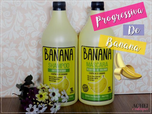 progressiva de banana