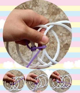 Bukan Membahas Cara Membuat Dompet Dari Bibir Gelas Plastik, Melainkan Tas Dari Gelas Plastik