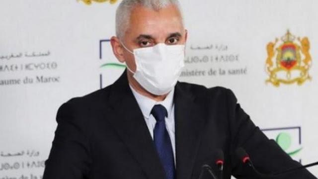 """وزير الصحة…""""التدابير الإحترازية المشددة هدفها السيطرة على الفيروس قبل عملية التلقيح"""""""