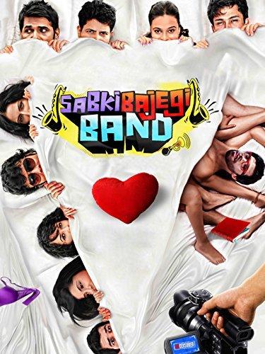 Poster Of Sabki Bajegi Band 2015 Hindi HDrip Full Movie With English Subtitles